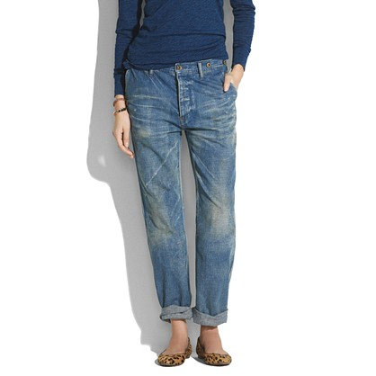 Chimala Denim Painter Pants denim Women s Madewell
