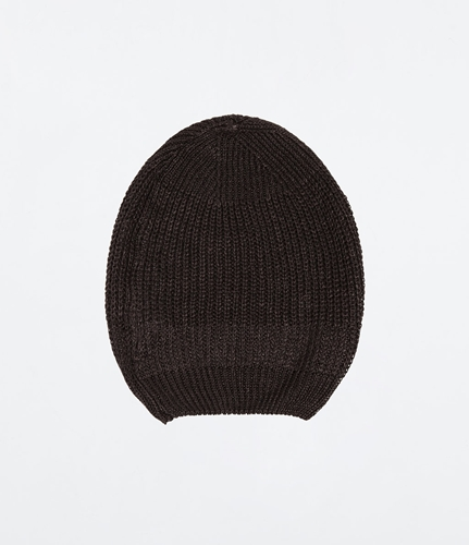 Linen Knit Cap Accessories Man Zara United States