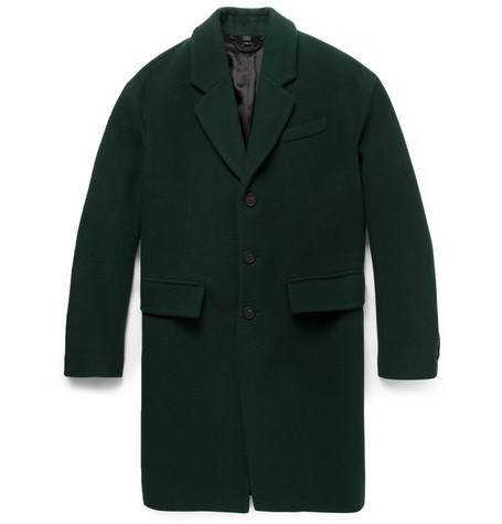Burberry Prorsum Wool And Cashmere Blend Overcoat Mr Porter