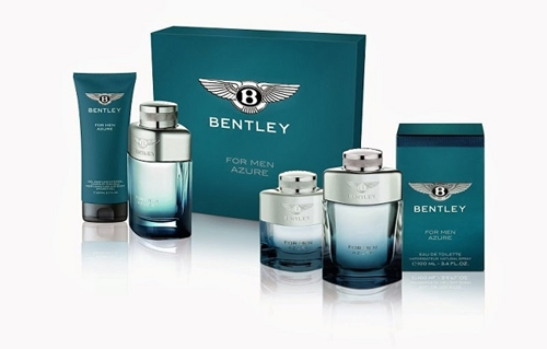 Bentley Azure Fragrance