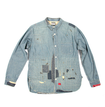 UNION Boros Chambray