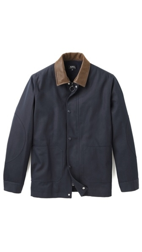 A.P.C. Hunter Jacket East Dane