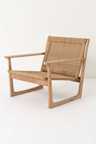 Cordage Armchair Anthropologie com