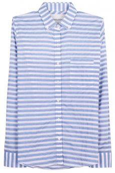 SHIRTS THOMSEN Stripe Pocket Shirt Mychameleon com au