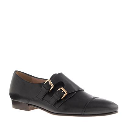 Monk Strap Loafers Loafers And Oxfords Women's Shoes J.Crew