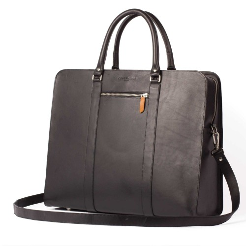 Oppermann Palissy 25 Hour Bag Black Undscvrd