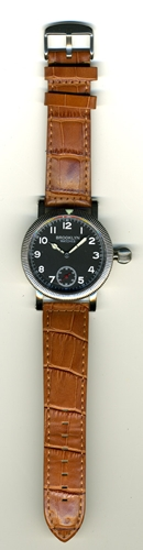 The Bennett Field Watch by BrooklynWatches on Etsy