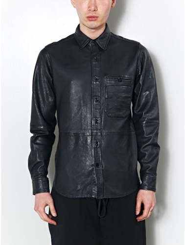 Oak Double Pocket Shirt Oak