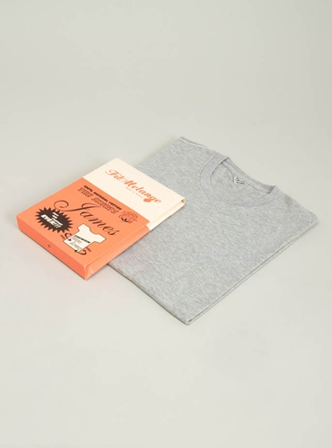 Couverture and The Garbstore James crew neck t shirt
