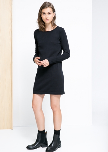 Knit Dress Dresses For Women Mango