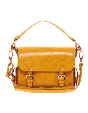 Warehouse Warehouse Clean Mini Satchel at ASOS