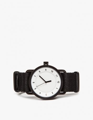 No. 1 Watch In White