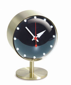 Vitra George Nelson Night Desk Clock at Velocity Art And Design Your home for modern furniture and accessories in Seattle and the US