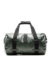 Filson Small Dry Duffle Army
