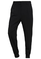 Dkny Trousers Black