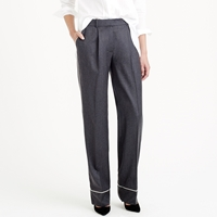 J.Crew Collection Pajama Pant In Flannel