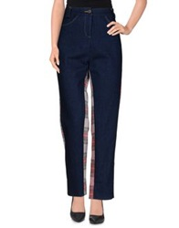Rose' A Pois Casual Pants Red