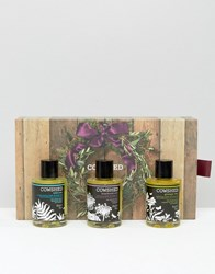 Cowshed Reviving Bath And Body Oil Set Reviving Clear