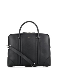 Givenchy Eros Grained Leather Briefcase