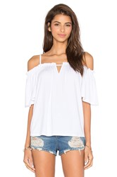 Vava By Joy Han Kaitlin Top White