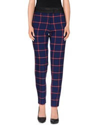 Thakoon Trousers Casual Trousers Women Blue
