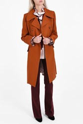 Roksanda Ilincic Newell Coat Brown