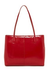 Hobo Mattea Leather Bag Red