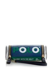 Anya Hindmarch Polo Leather Clutch