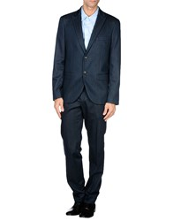 Yoon Suits And Jackets Suits Men Dark Blue