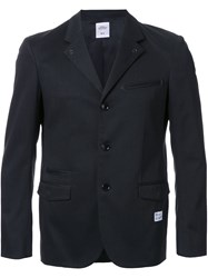 Bedwin And The Heartbreakers Single Breasted Blazer Black