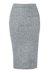 Pencil Skirt By Oh My Love Silver