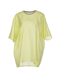 Marios Blouses Acid Green