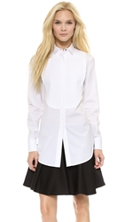 Viktor And Rolf Long Sleeve Blouse White