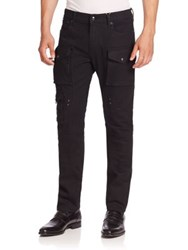 Ralph Lauren Modi Courier Cargo Pants Black