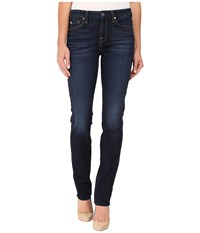 7 For All Mankind Kimmie Straight In Dark Canterbury Dark Canterbury Women's Jeans Blue