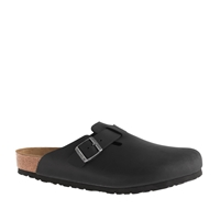 J.Crew Men's Birkenstock Boston Clogs Black