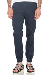 Native Youth Cuffed Chino Navy
