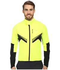 Pearl Izumi Elite Softshell Jacket Screaming Yellow Black Men's Jacket
