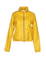 Gold Bunny Jackets Yellow