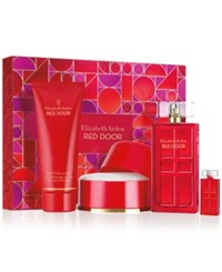 Elizabeth Arden 4 Pc. Red Door Holiday Deluxe Set