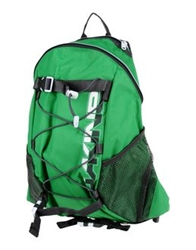 Backpacks And Fanny Packs Green