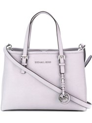 Michael Kors 'Jet Set Travel' Tote Pink And Purple