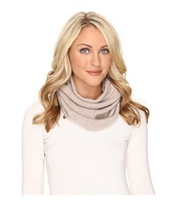 Ugg Luxe Snood Natural Heather Scarves Beige