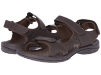 Vionic With Orthaheel Technology Mick Chocolate Men's Sandals Brown