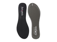 Foot Petals Sock Free Saviors Black W Odor Control Women's Insoles Accessories Shoes