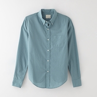 Band Of Outsiders Ls Button Down Shirt Spruce