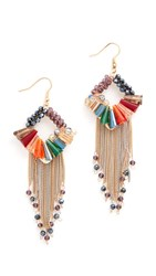 Adia Kibur Alesso Earrings Multi
