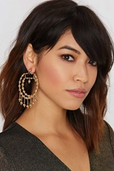 Nasty Gal Ringleader Chandelier Earrings