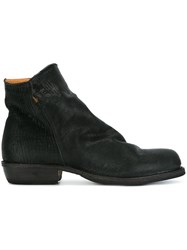 Fiorentini Baker 'Chill' Ankle Boots Black