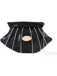Theatre Products Shell Shaped Shoulder Bag Black